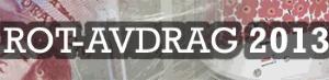 Allt om Rotavdraget